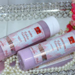 Natuflora shampoo e condicionador cabelos coloridos