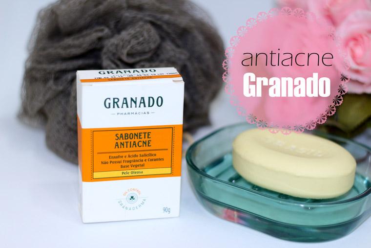 Resenha: sabonete antiacne Granado enxofre e ácido salicílico