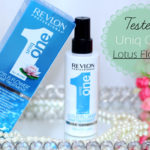 Resenha: Uniq One Revlon Lotus flower