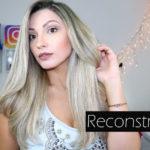 Tratando o loiro | reconstrução