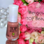 Perigosa TOP Beauty no esmalte da semana