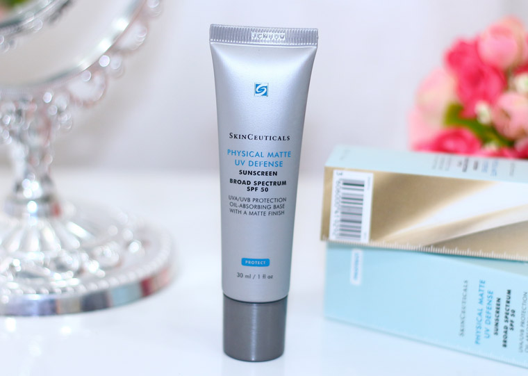 Resenha  Physical matte UV defense SkinCeuticals -protetor com cor de base-  ... 260de329e9