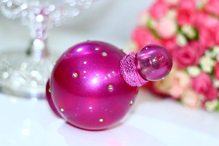 Resenha: perfume Fantasy Britney Spears (rosa)