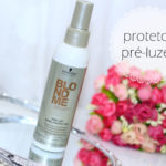 Resenha: Blonde me pré-lift kera protector Schwarzkopf (protetor para luzes)