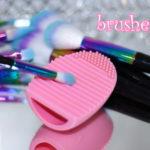 Resenha: brushegg | limpador de pinceis de borracha