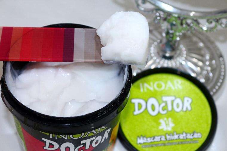 Resenha: máscara Inoar Doctor hidratação