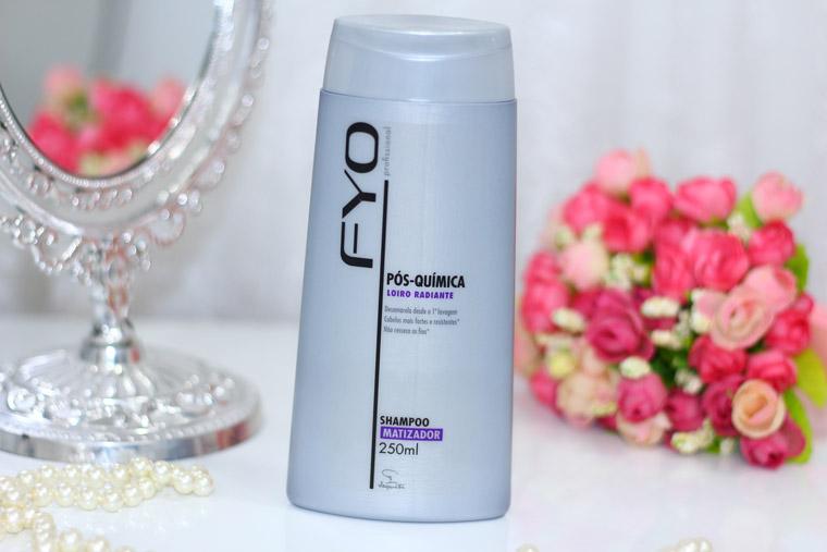 Resenha: Shampoo Matizador Jequiti Loiro Radiante