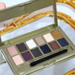 Resenha: paleta de sombras The 24k Nudes Maybelline
