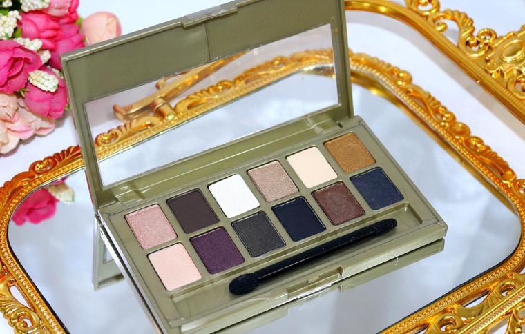 Resenha: paleta The 24k Nudes de sombras Maybelline