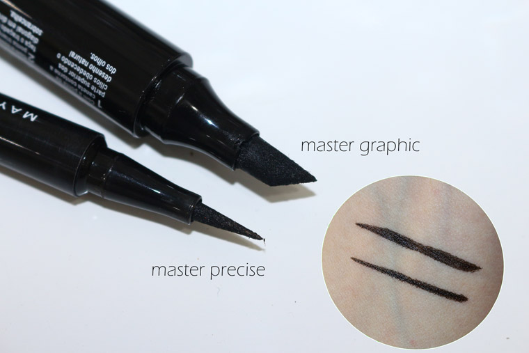 Resenha: Master Graphic caneta delineadora Maybelline