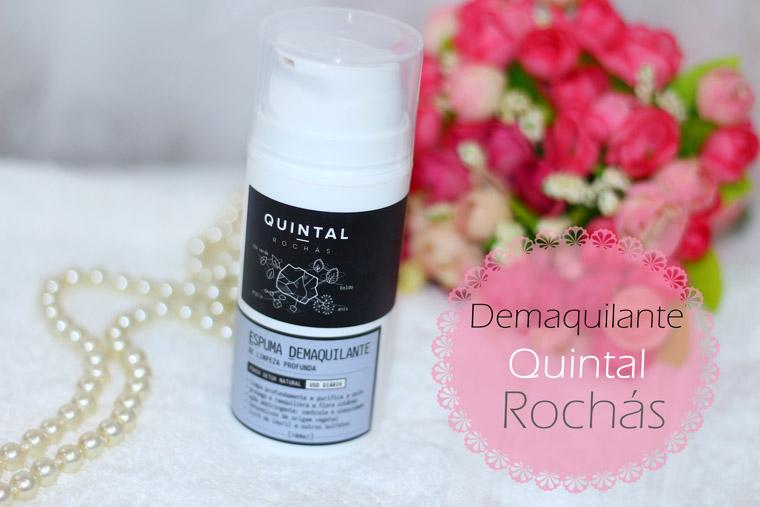 Resenha: espuma demaquilante Rochás Quintal | detox - limpeza profunda