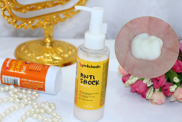 Resenha: Anti shock Pinkcheeks: leave e anti shock flat