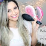 Batalha de escovas: Tangle Teezer, Wet Brush-pro e Michel Mercier
