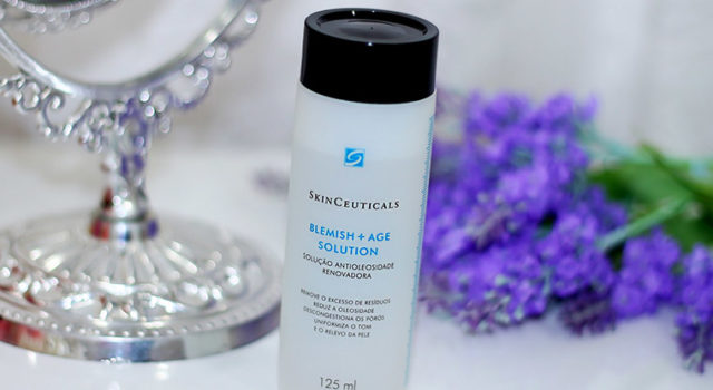 Resenha: Blemish + Age Solution Skinceuticals