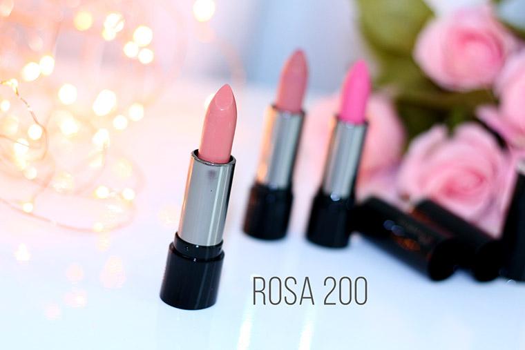 Batom | Rosas nova Natura Aquarela: 200, 205, 218 color matte
