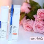 Resenha: NeoStrata High Potency Cream Creme Facial com ácido glicólico