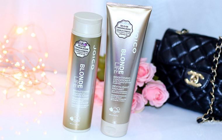Resenha: Blonde Life Joico | shampoo e condicionador