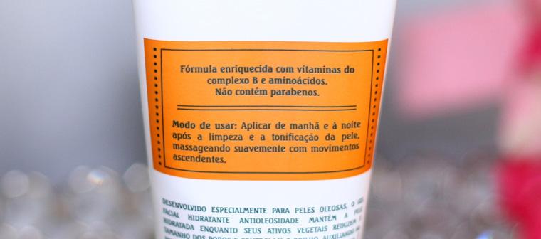 Resenha: gel hidratante antioleosidade Granado Granaderma