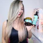 Resenha: Yenzah OM óleo de argan linha completa e vídeo usando os produtos