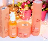 Resenha: INVIGO Wella Nutri-Enrich shampoo, máscara e booter