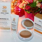 BIOSOLE BB cream fondotinta Ada Tina: líquido x compacto | protetor solar com cor