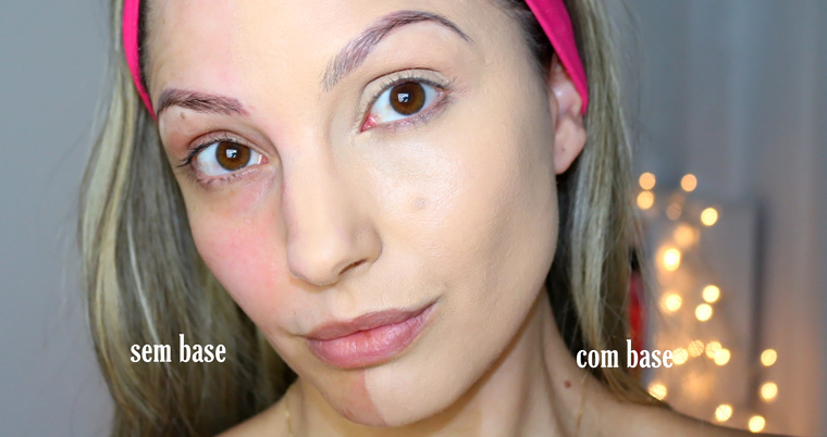 Resenha: base SUPER MATE Ruby Kisses | alta cobertura {cor nude e cor natural}