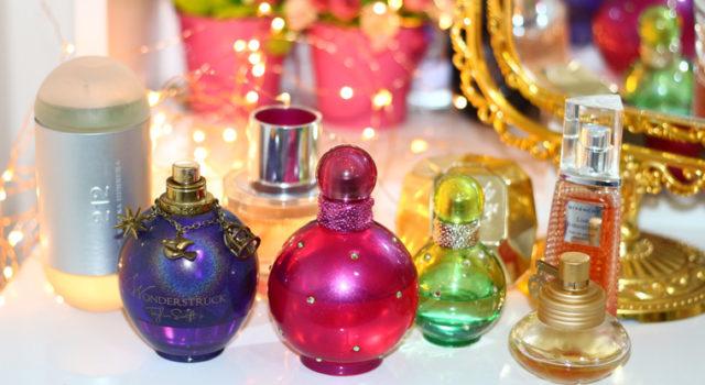 Meus perfumes   IMPORTADOS e meus favoritos